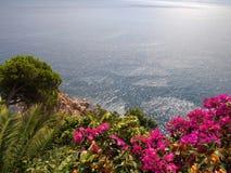 ακτή Ισπανία Στοκ εικόνα με δικαίωμα ελεύθερης χρήσης