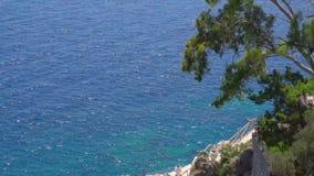 ακτή Ιταλία της Αμάλφης φιλμ μικρού μήκους