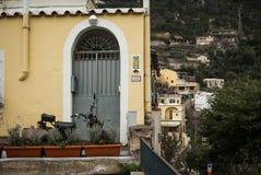 ακτή Ιταλία της Αμάλφης Στοκ φωτογραφία με δικαίωμα ελεύθερης χρήσης