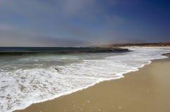 ακτή Καλιφόρνιας στοκ εικόνες