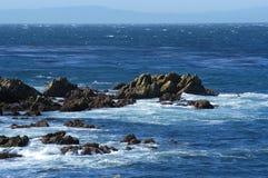 ακτή Καλιφόρνιας Στοκ Φωτογραφίες