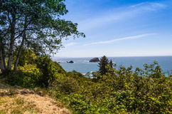 Ακτή Καλιφόρνιας Στοκ φωτογραφίες με δικαίωμα ελεύθερης χρήσης