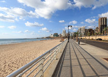 ακτή Λίβανος το θαυμάσιο στοκ φωτογραφία