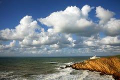 ακτή Μαροκινός στοκ εικόνες με δικαίωμα ελεύθερης χρήσης