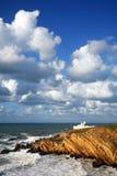 ακτή Μαροκινός Στοκ Φωτογραφία