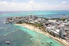 Ακτή νησιών SAN Andres στοκ φωτογραφίες