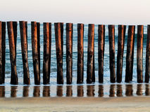 ακτή παραλιών Στοκ φωτογραφίες με δικαίωμα ελεύθερης χρήσης