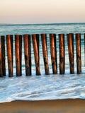 ακτή παραλιών Στοκ εικόνα με δικαίωμα ελεύθερης χρήσης
