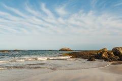Ακτή παραλιών Keji στοκ εικόνες
