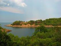 ακτή περιοχής κοντά picnic στοκ φωτογραφία με δικαίωμα ελεύθερης χρήσης