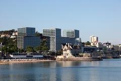 ακτή Πορτογαλία cascais Στοκ φωτογραφίες με δικαίωμα ελεύθερης χρήσης