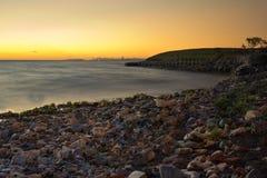 Ακτή ποταμών Στοκ Φωτογραφίες