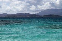 ακτή Πουέρτο Ρίκο Στοκ εικόνα με δικαίωμα ελεύθερης χρήσης