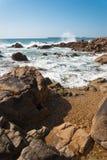 Ακτή Πόρτο στοκ φωτογραφία