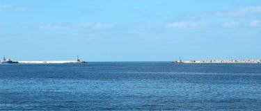 Ακτή στην Αλεξάνδρεια Στοκ Εικόνες