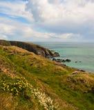 Ακτή στην Ιρλανδία Στοκ φωτογραφία με δικαίωμα ελεύθερης χρήσης