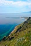Ακτή της λίμνης Baikal Στοκ φωτογραφία με δικαίωμα ελεύθερης χρήσης