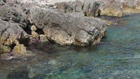 Ακτή της αδριατικής θάλασσας φιλμ μικρού μήκους