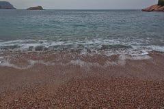Ακτή της αδριατικής θάλασσας στοκ φωτογραφία με δικαίωμα ελεύθερης χρήσης
