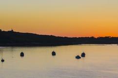 Ακτή της Βρετάνης Στοκ φωτογραφία με δικαίωμα ελεύθερης χρήσης