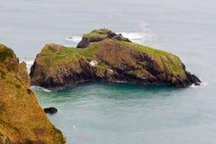 Ακτή της Βόρειας Ιρλανδίας Στοκ φωτογραφία με δικαίωμα ελεύθερης χρήσης