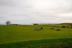 Ακτή της Βόρειας Ιρλανδίας Στοκ εικόνα με δικαίωμα ελεύθερης χρήσης