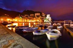 Ακτή της Ιταλίας, Αμάλφη στοκ εικόνα