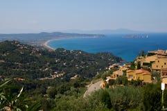 Ακτή της Καταλωνίας Ισπανία στοκ φωτογραφία με δικαίωμα ελεύθερης χρήσης