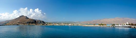 Ακτή της Κρήτης. Στοκ φωτογραφία με δικαίωμα ελεύθερης χρήσης