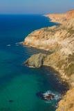 Ακτή της Κριμαίας Στοκ Εικόνα