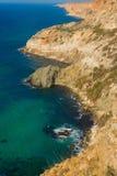 Ακτή της Κριμαίας Στοκ εικόνα με δικαίωμα ελεύθερης χρήσης