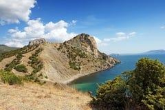 Ακτή της Κριμαίας Στοκ Φωτογραφία