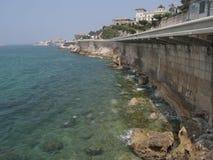 Ακτή της Μασσαλίας Στοκ εικόνες με δικαίωμα ελεύθερης χρήσης