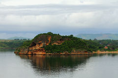 Ακτή της Μαδαγασκάρης, Diego-Suarez (Antsiranana) Στοκ φωτογραφία με δικαίωμα ελεύθερης χρήσης