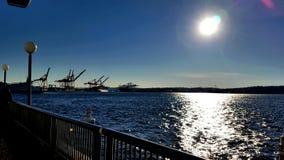Ακτή της Ουάσιγκτον Στοκ Εικόνες