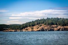 Ακτή της Ουάσιγκτον Στοκ εικόνα με δικαίωμα ελεύθερης χρήσης