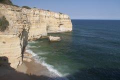 Ακτή της Πορτογαλίας Στοκ Εικόνα