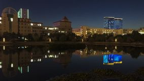 Ακτή της πόλης Weihai στοκ εικόνες με δικαίωμα ελεύθερης χρήσης