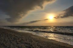 Ακτή της Σικελίας Στοκ Φωτογραφίες