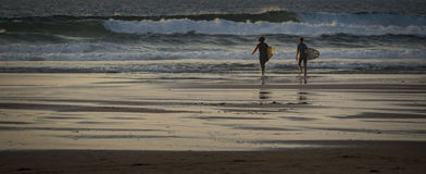 Ακτή του Αλγκάρβε Στοκ εικόνα με δικαίωμα ελεύθερης χρήσης
