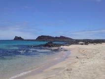 Ακτή του Ειρηνικού Στοκ Φωτογραφία