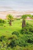 Ακτή του κόλπου Andovobazaha Diego-Suarez (Antsiranana), Μαδαγασκάρη Στοκ Εικόνες