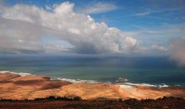 Ακτή του Μαρόκου 01 Στοκ εικόνες με δικαίωμα ελεύθερης χρήσης