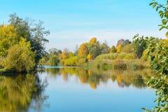 Ακτή του ποταμού Στοκ εικόνα με δικαίωμα ελεύθερης χρήσης