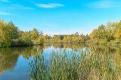 Ακτή του ποταμού Στοκ φωτογραφίες με δικαίωμα ελεύθερης χρήσης