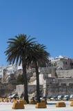 Ακτή του Tangier, Tangier, Ταγγέρη, Μαρόκο, Αφρική, Βόρεια Αφρική, Μαγκρέμπ, στενό του Γιβραλτάρ, Μεσόγειος, Ατλαντικός Ωκεανός Στοκ Φωτογραφίες
