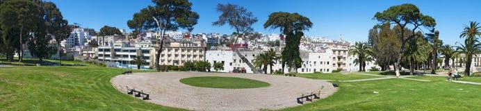 Ακτή του Tangier, Tangier, Ταγγέρη, Μαρόκο, Αφρική, Βόρεια Αφρική, Μαγκρέμπ, στενό του Γιβραλτάρ, Μεσόγειος, Ατλαντικός Ωκεανός Στοκ φωτογραφία με δικαίωμα ελεύθερης χρήσης