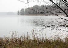 Ακτή φθινοπώρου Στοκ Εικόνες