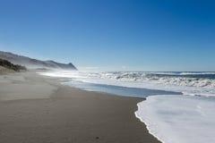 ακτή Όρεγκον Στοκ Εικόνες