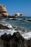 Ακτή Antofagasta Χιλή Στοκ εικόνες με δικαίωμα ελεύθερης χρήσης